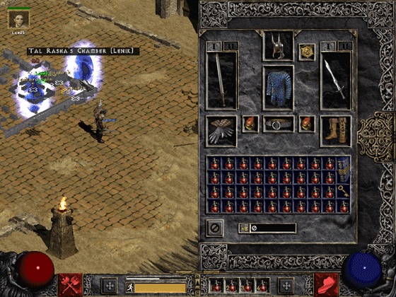 Diablo 2, Act II