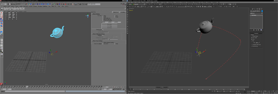 Max to Maya matrix conversion