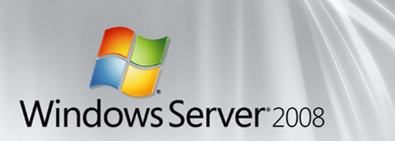 Windows Server Standard 2008 box